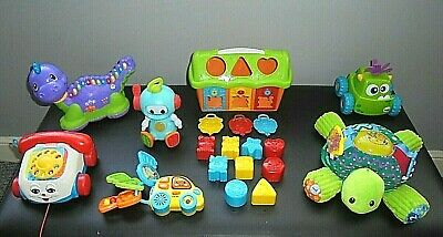 Bundle Of Baby / Pre School Toys Fisher Price, Vtech Etc