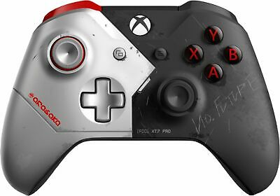 Microsoft - Xbox Cyberpunk 2077 Limited Edition Wireless Controller for PC, X...