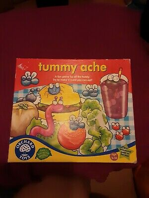 Tummy Ache Game  Orchard games