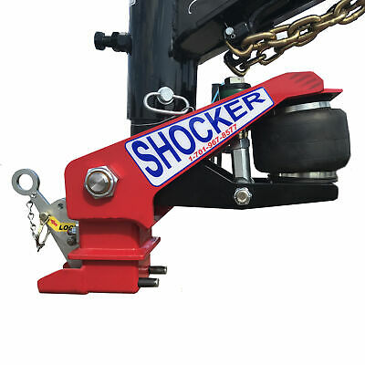 Shocker Gooseneck Surge Air Hitch for ED Trailers