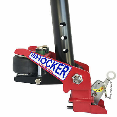 Shocker Gooseneck Air Hitch for Brute Trailers