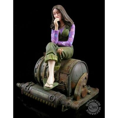QMx Serenity Firefly Big Damn Heroes Kaylee Animated Maquette #1086/1500