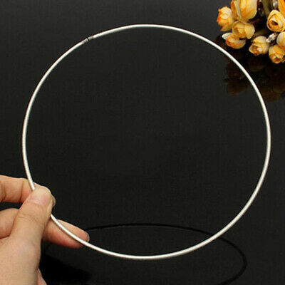 Metal Ring Hoop for Craft Dream Catcher Butterfly Ring Craft DIY 3.5-10cm