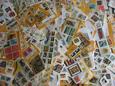 Canada on paper mixture (duplicates,mixed condition) 1.5 pounds, est 4,000-5,000