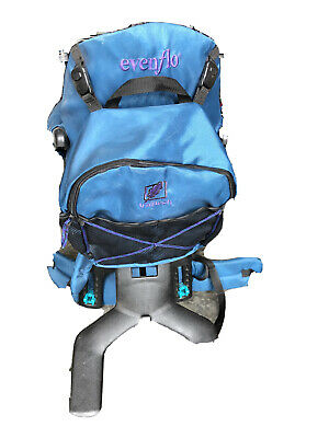 Evenflo TRAILTECH child Infant Baby Hiking Walking BACKPACK Carrier