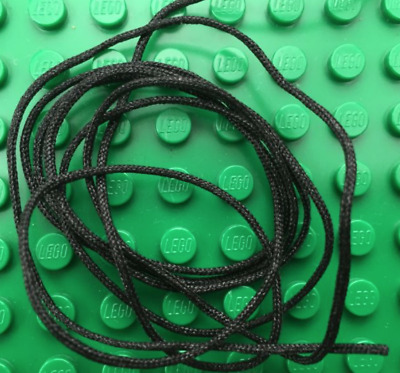 LEGO 50cm String Cord Rope NEW .5m long .5mm thin 6179850 31865