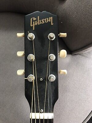 WOW Gibson Acoustic Vintage B16 1967 Great Condition