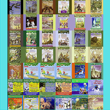 Magic Tree House Set 55 Books Collection By Mary Pope Osborne Book P.D.F
