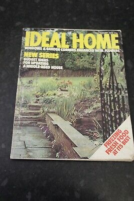 Ideal Home Magazine March 1981