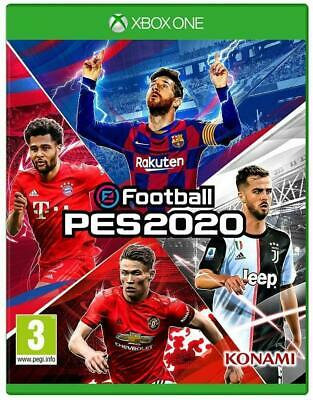PES 2020 Pro Evolution Soccer Xbox One  eFootball IN STOCK NOW