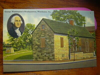 George Washington's Headquarters, Winchester, Virginia