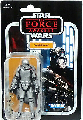 """Captain Phasma Vc142 """"The Force Awakens"""" Star Wars The Vintage Collection Hasbro"""