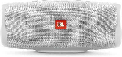JBL Charge 4 Rechargeable Portable Waterproof Wireless Bluetooth Speaker White