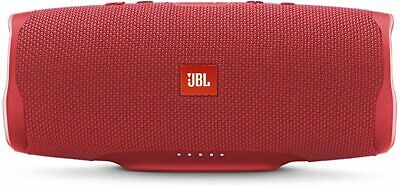 JBL Charge 4 Rechargeable Portable Waterproof Wireless Bluetooth Speaker  RED