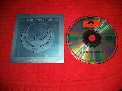 Magnum Days Of No Trust Promo CD Single Vintage 88 Rare British Hard Rock