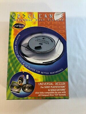Vintage CD Cleaning Kit - New Open Box 1997