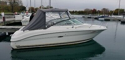 2004 / 215 Weekender Sea Ray with Trailer