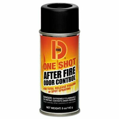 Fire D One Shot After-Fire Odor Control Aerosol, 12 Cans (BGD 202)