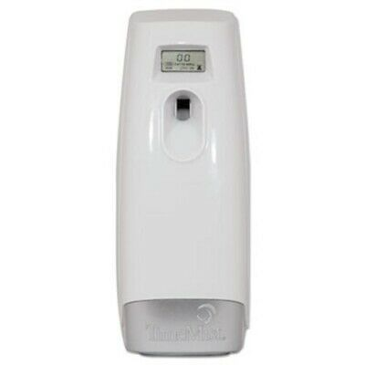 Timemist Plus Metered Aerosol Fragrance Dispenser, White (TMS1048502EA)