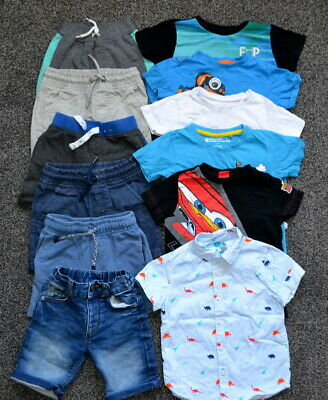 Boys Summer Bundle Clothes 2-3 Years Shorts T-Shirt
