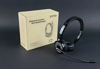 Bh M20 Bluetooth 4 1 Stereo Foldable Headphones Gaming Headset With Boom Mic 35 99 Picclick