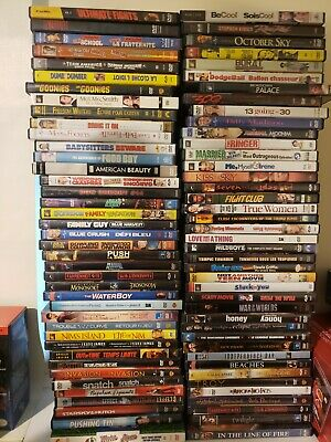You Pick 2$ EACH!!- Various DVD - Used - Canadian Seller