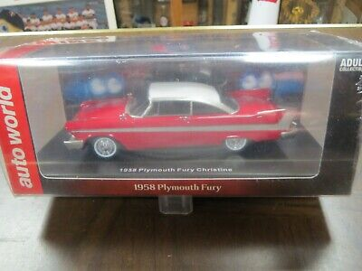 "1958 Plymouth Fury ""Christine""-Auto World Models"