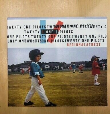 Original Autographed Twenty One Pilots Regional At Best 2011 Self Produced CD