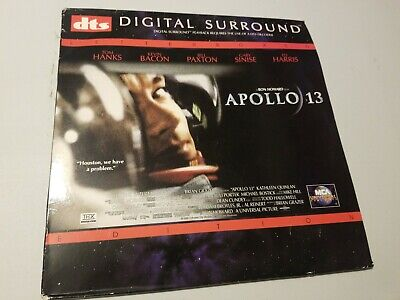 Apollo 13 (Laserdisc) LETTERBOX VERSION ONLY