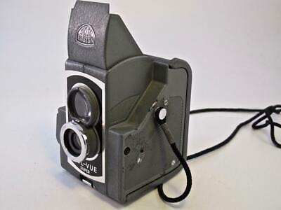 Houghton Ensign Ful-Vue Super (Grey with Black Faceplate)