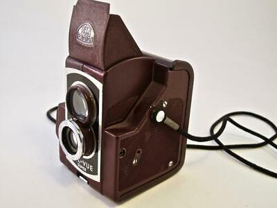 Houghton Ensign Ful-Vue Super (Maroon with Black Faceplate)