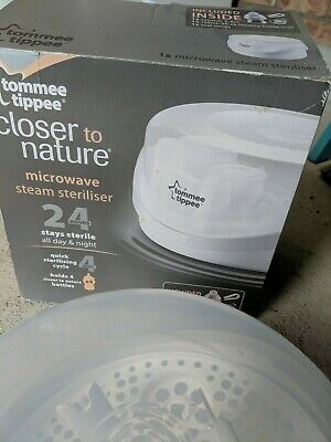Trimmer Tippee Closer To Nature Microwave Steam Steriliser
