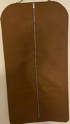 Louis Vuitton Cover Garment and Hanger Brown Weekend/Travel Bag