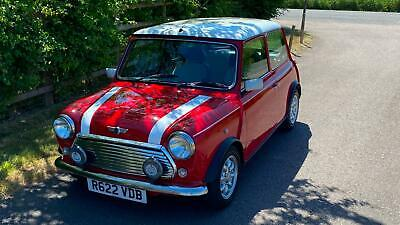 Rover MINI COOPER-1997-26K MILES FROM NEW -RESTORED
