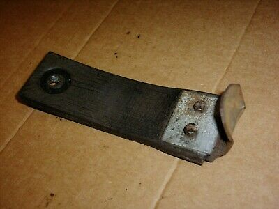 Morris Minor 1000 Exhaust Rubber Mounting Fixing Strap Hanger 1 Off Used