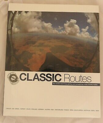 Classic Routes - The Worlds best Hang Gliding and Paragliding cross country