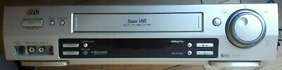JVC VHS VIDEO PLAYER - HR-7500 - Fully Working - No Remote - Vgc