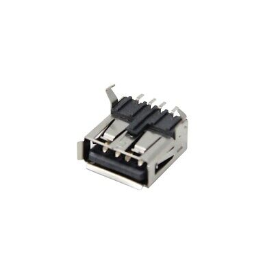 5X DS1095-BNM0 Socket USB A SMT horizontal CONNFLY
