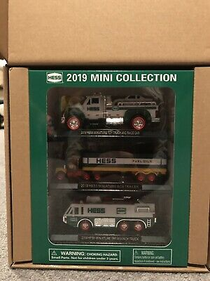 2019 Hess Mini Collection *SOLD OUT*