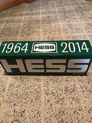 2014 Hess Toy Truck Collector's Edition