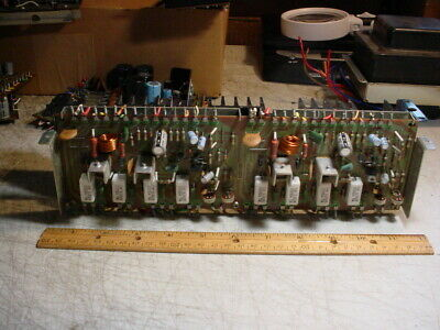 Pioneer Sx-850 Receiver Parts: Amplifier Section Good Used