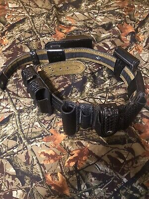 Safariland Duty Belt With Accessories  Law Enforcement/Security