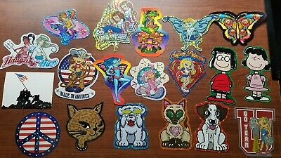 Prismatic Pet Shop Unleashed NEW FULL SET OF 15 vending stickers decals Dogs