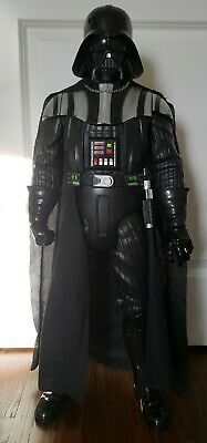 "Jakks Pacific GIANT DARTH VADER STAR WARS ACTION FIGURE 2013 31"" Toy Collectible"