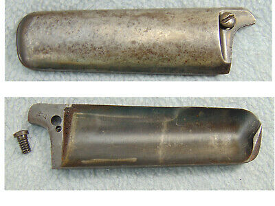 SIDE PLATE with SCREW KRAG RIFLE 30-40 SPRINGFIELD CARBINE M1898