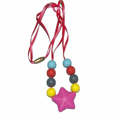 Round and stars Chewable Silicone baby Teething