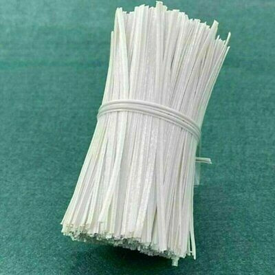 1000pcs DIY Nose Bridge Strips for Face Cover Making Accessory 10cm PE Wire