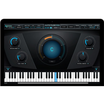 Antares Auto-Tune bundle v9 Full version Lifetime Activation Fast Delivery