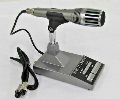 Kenwood MC-60 Dynamic Desktop Microphone very good condition !!!