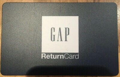 GAP Voucher Card - Clothing Gift Card - Worth £129.21 Shopping